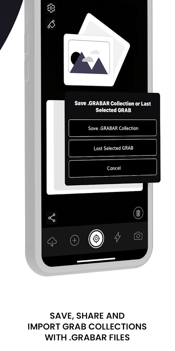 GRAB AR (Image Notes | Interactive Content)