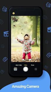 iCam effects filter camera HD, backup & restore