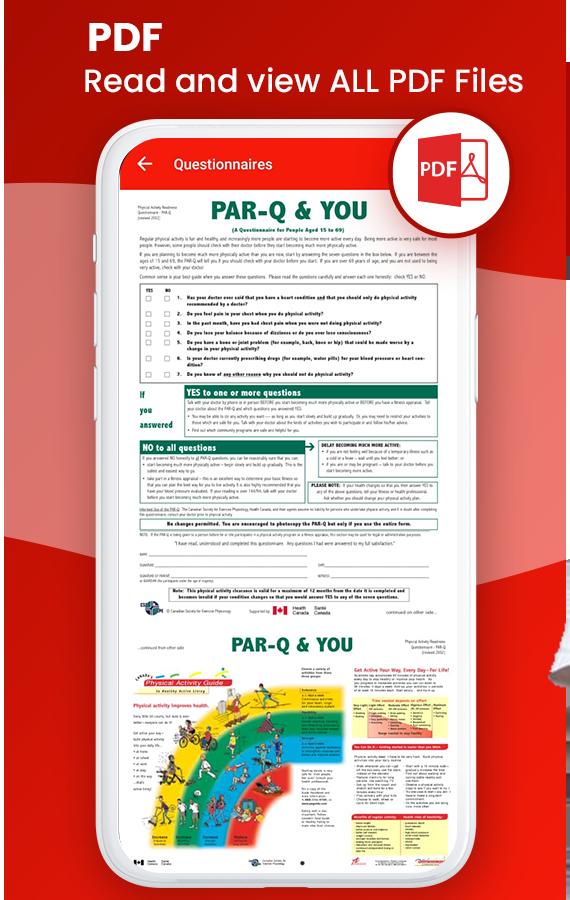 PDF Reader - Free PDF Viewer