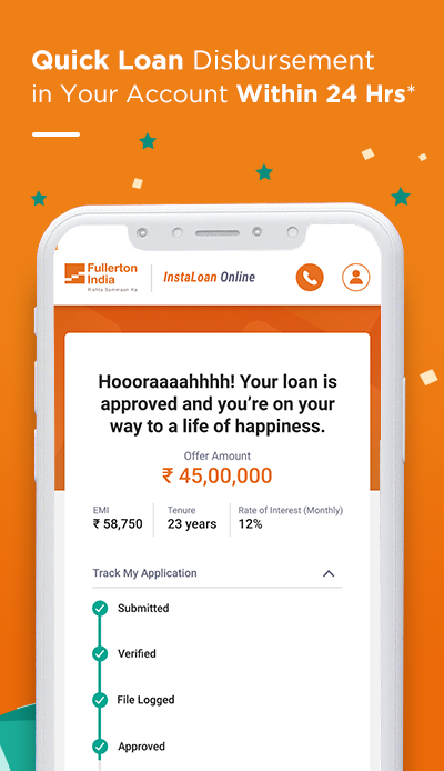 Personal Loan App India: Fullerton India InstaLoan
