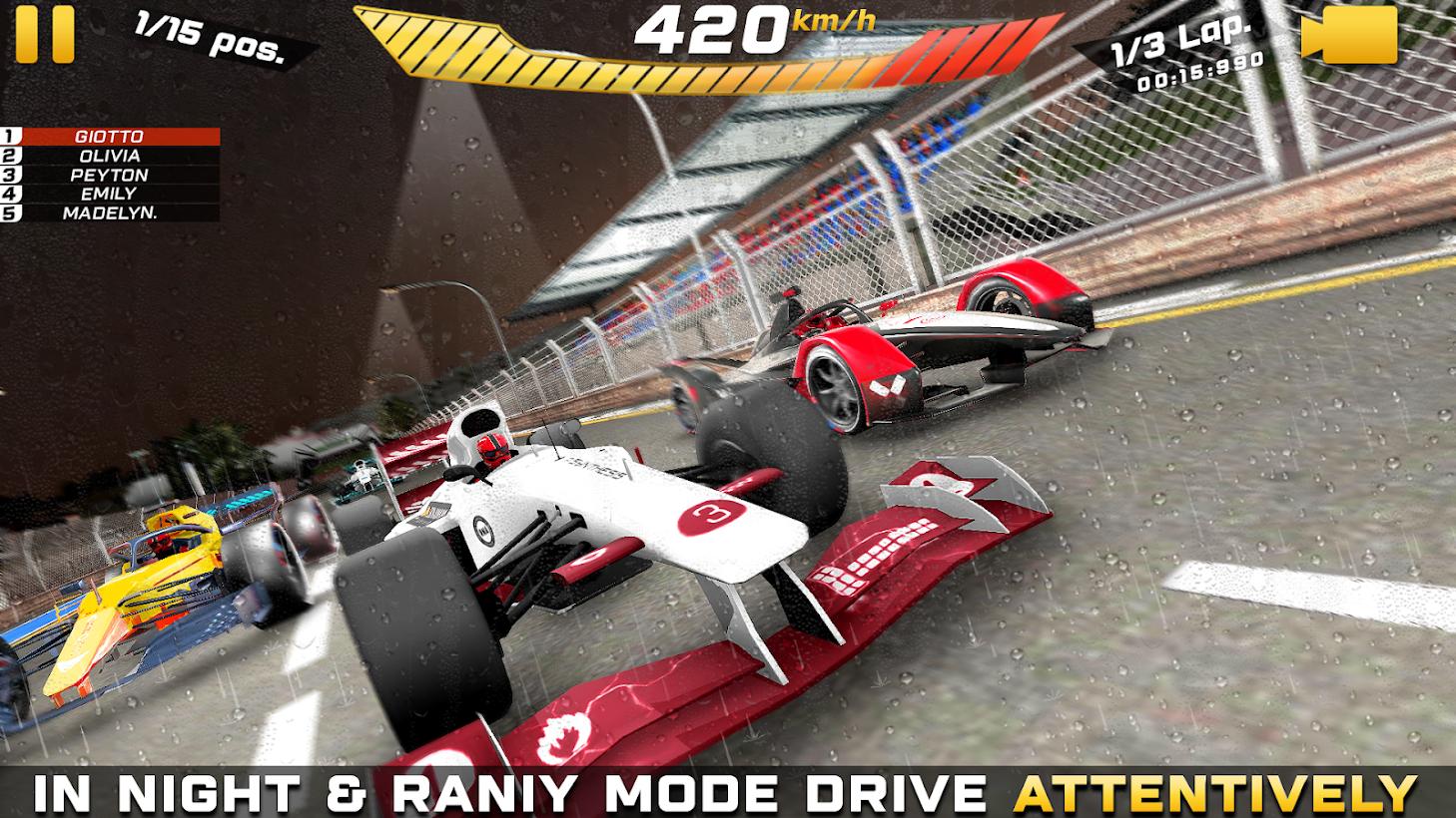 Top formula car speed racer:New Racing Game 2021