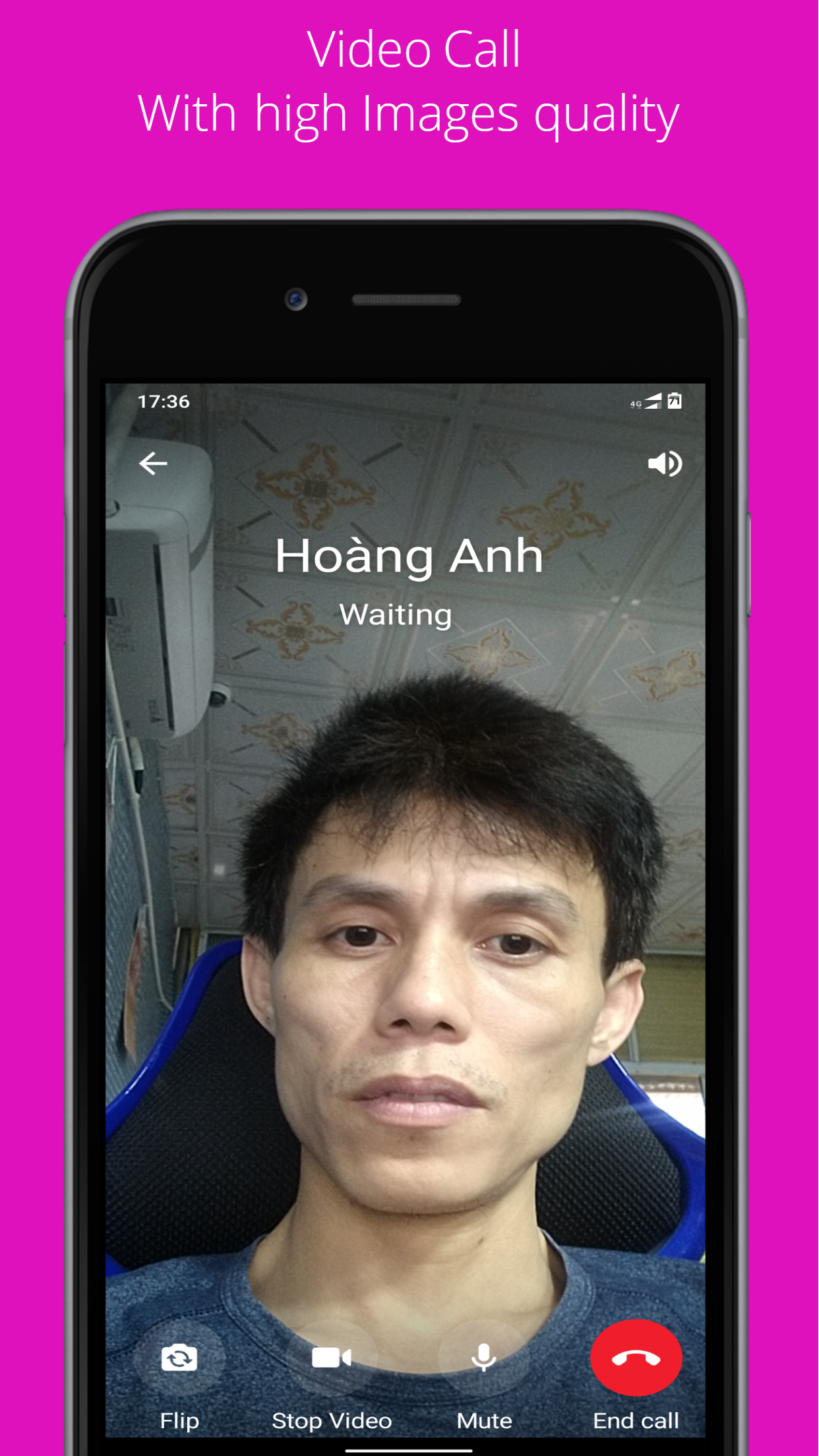 Video Messenger - Free Chat group & Video calling