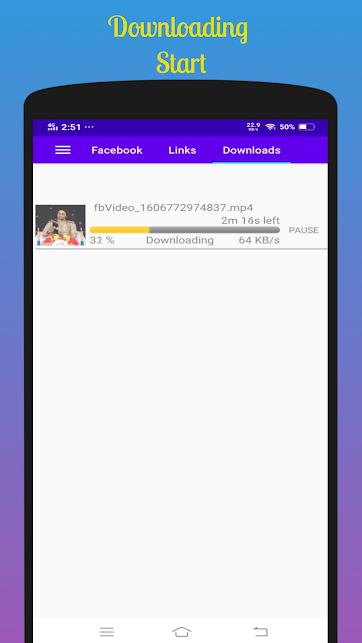 VidFast - Free video downloader for facebook