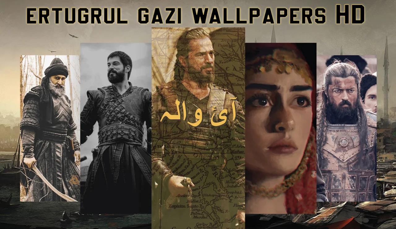 Ertugrul Gazi Wallpaper HD : dirilis Osman 3d live