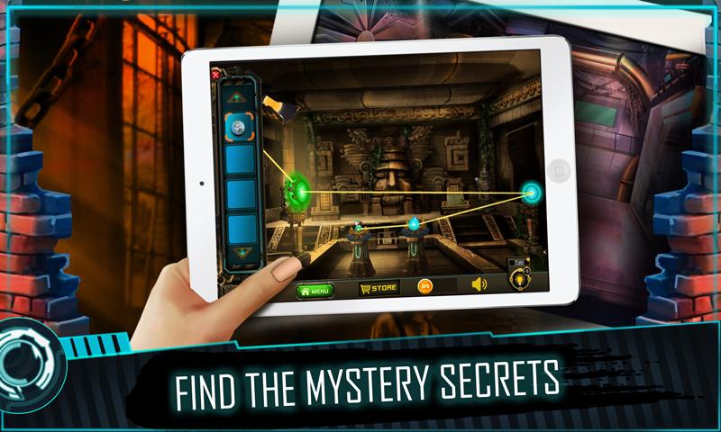 Escape Room Adventure Mystery - Alien Impact