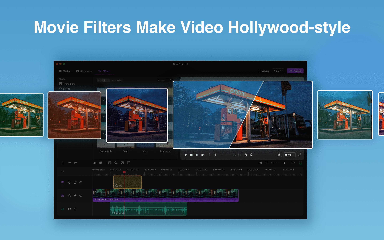 Filmage Editor - Video Editor
