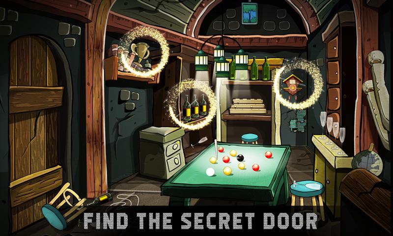 Secret Mission Escape Room