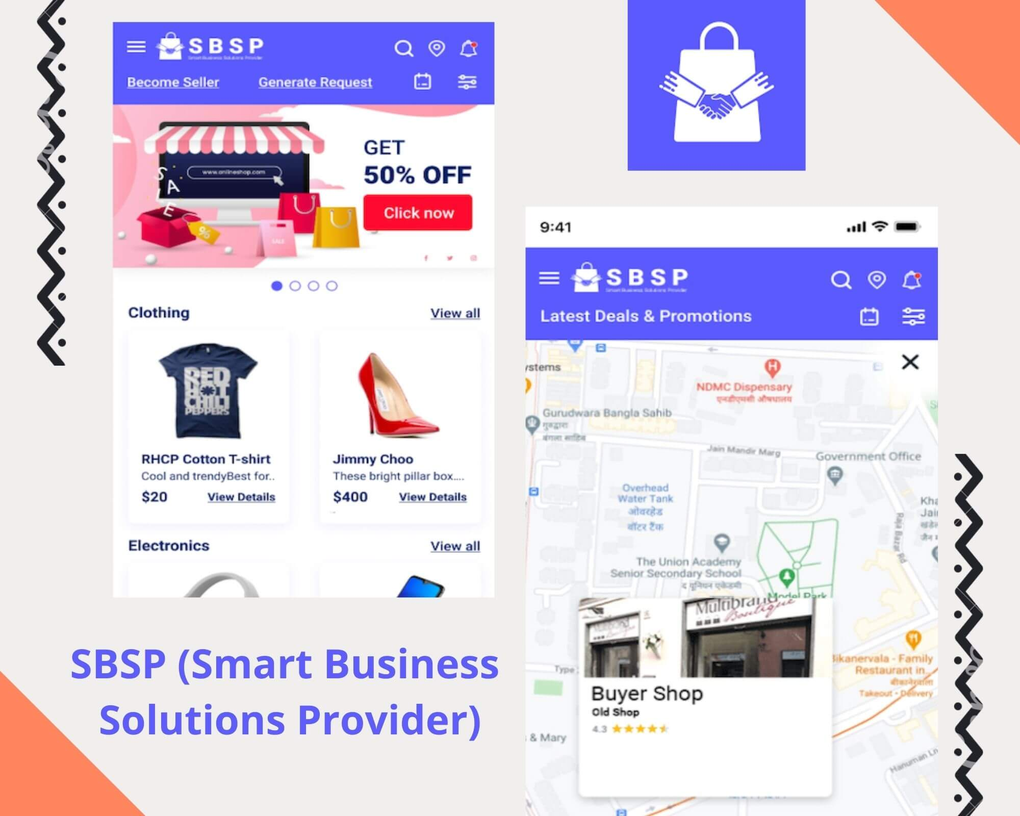 SBSP (Smart Business Solutions Provider)