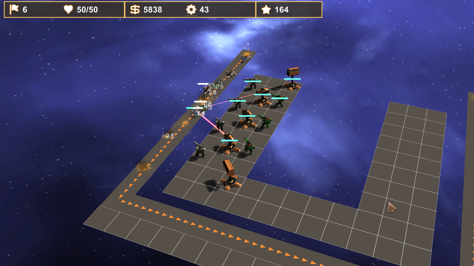 Seditionis: Tower Defense