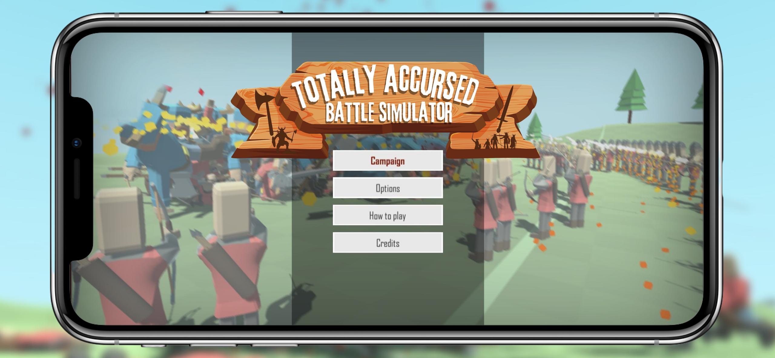 Totally Epic Battle Simulator