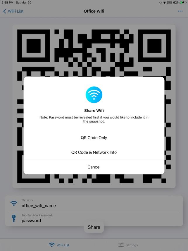 Wifi Share: internet & hotspot