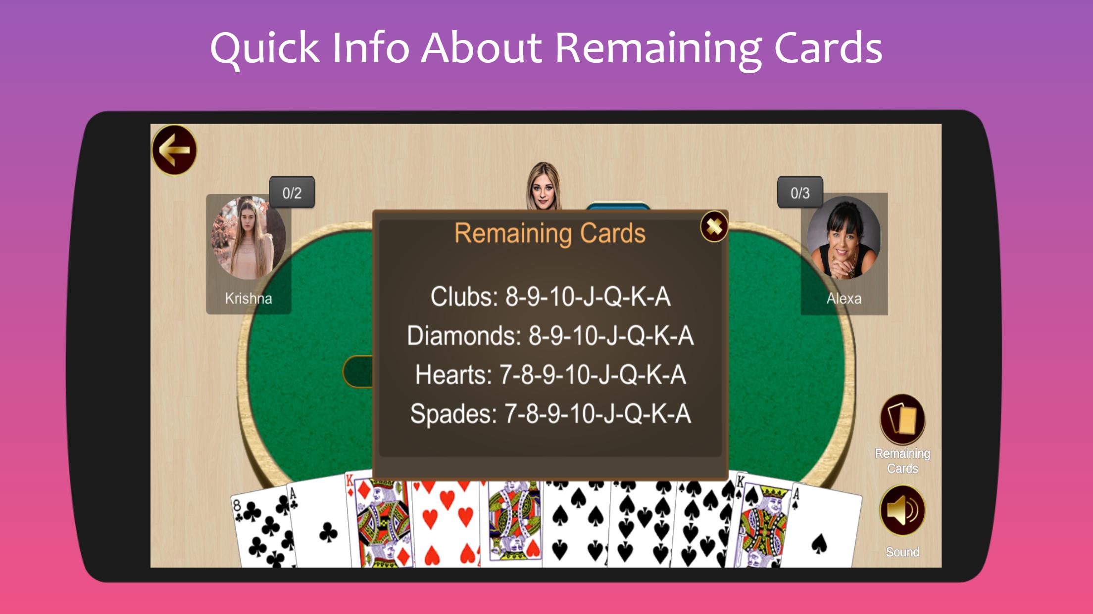 325 Card Game - Teen Do Panch