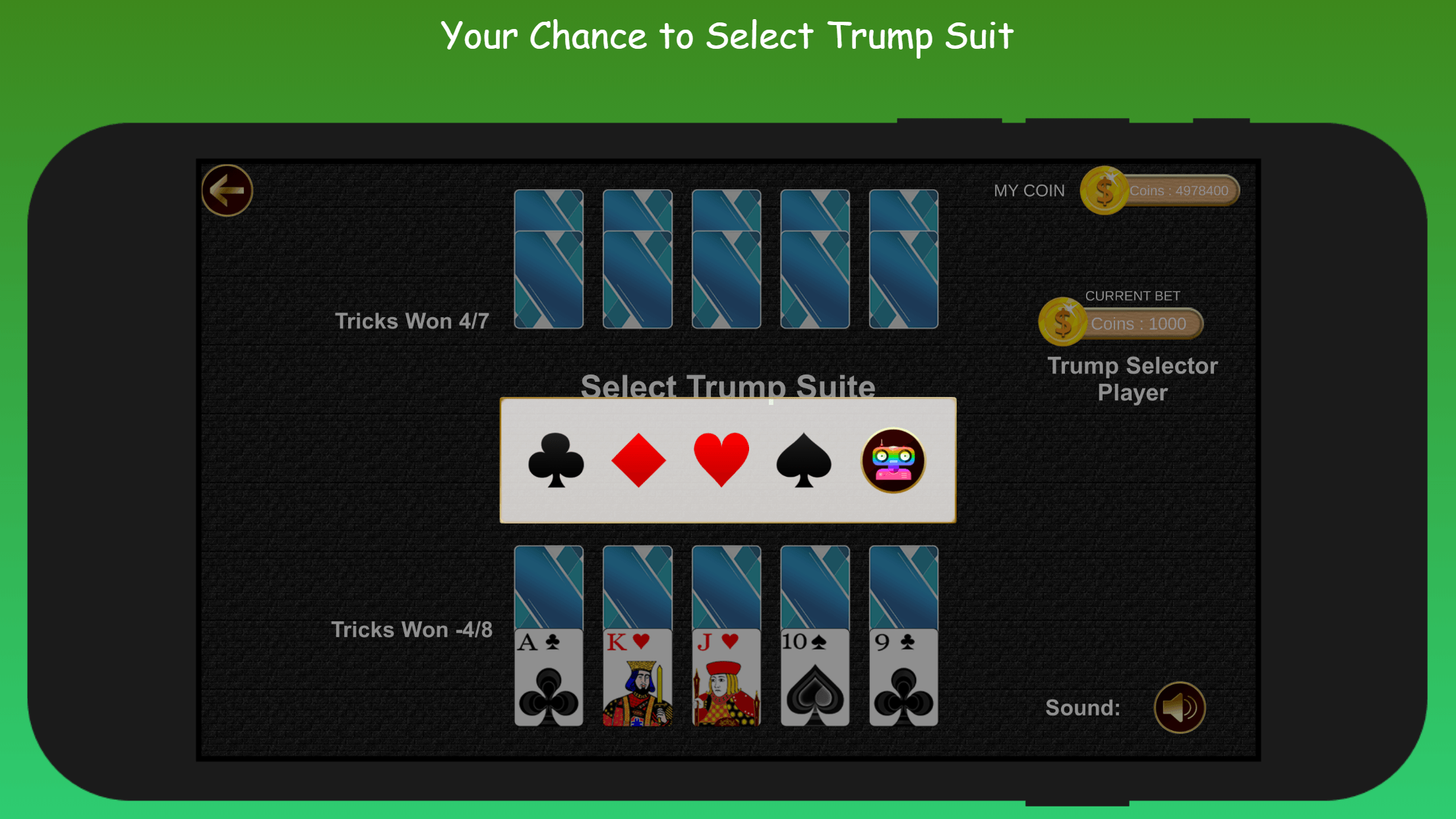 78 Card Game