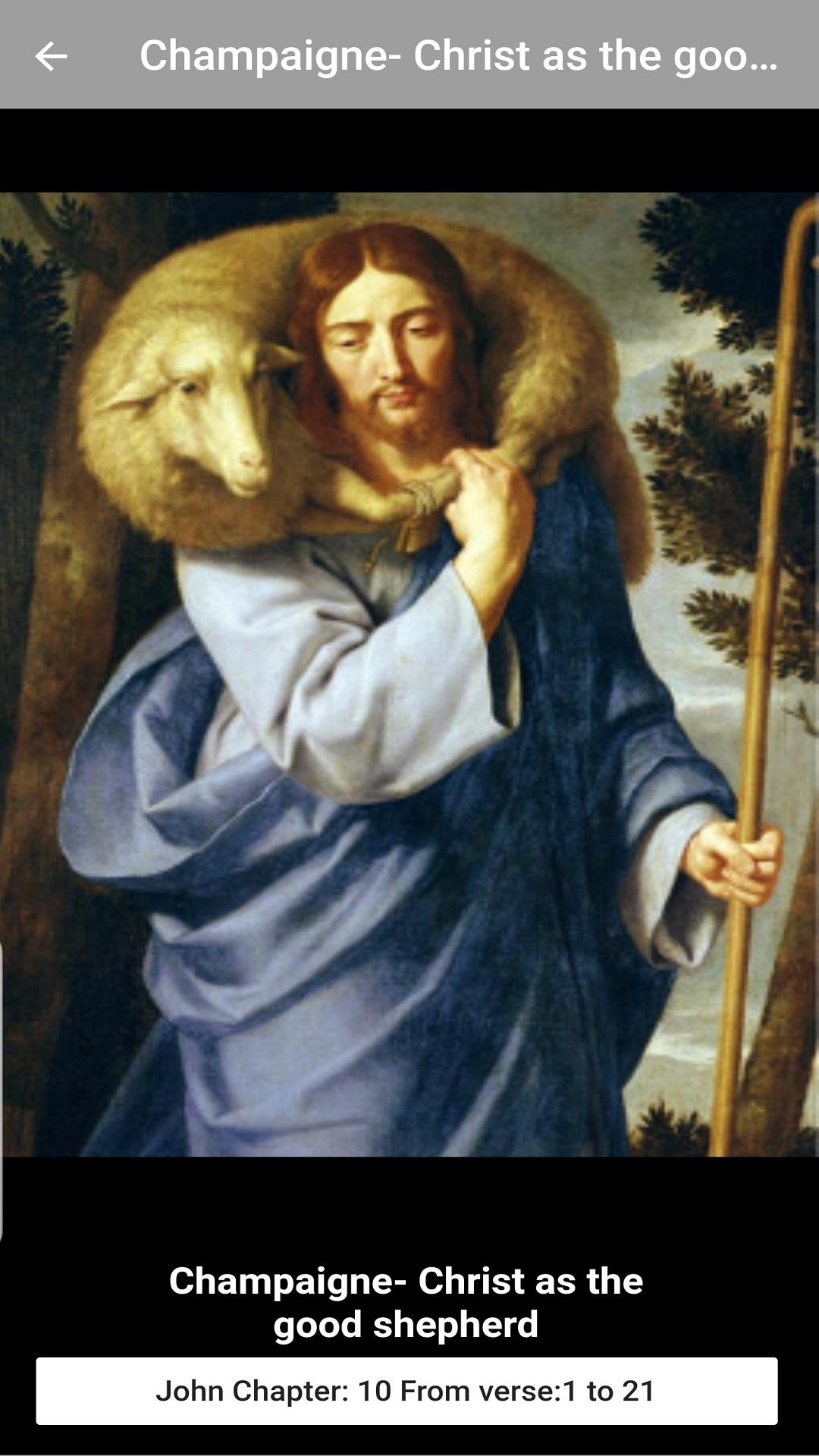 Bible Art Jesus Wallpapers App