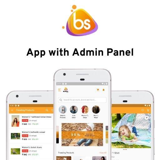 Business Store - B2C Flutter ECommerce Full Mobile App with PHP Laravel CMS