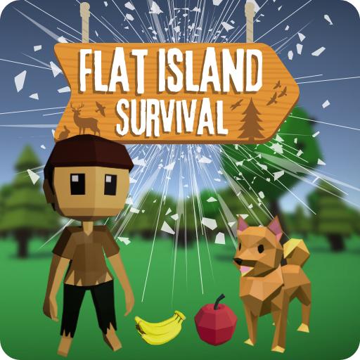 Flat Island Survival - Collect, Mine, Craft | Raft Muck