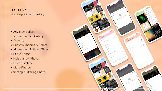 Gallery : A New style best Galley app for Android