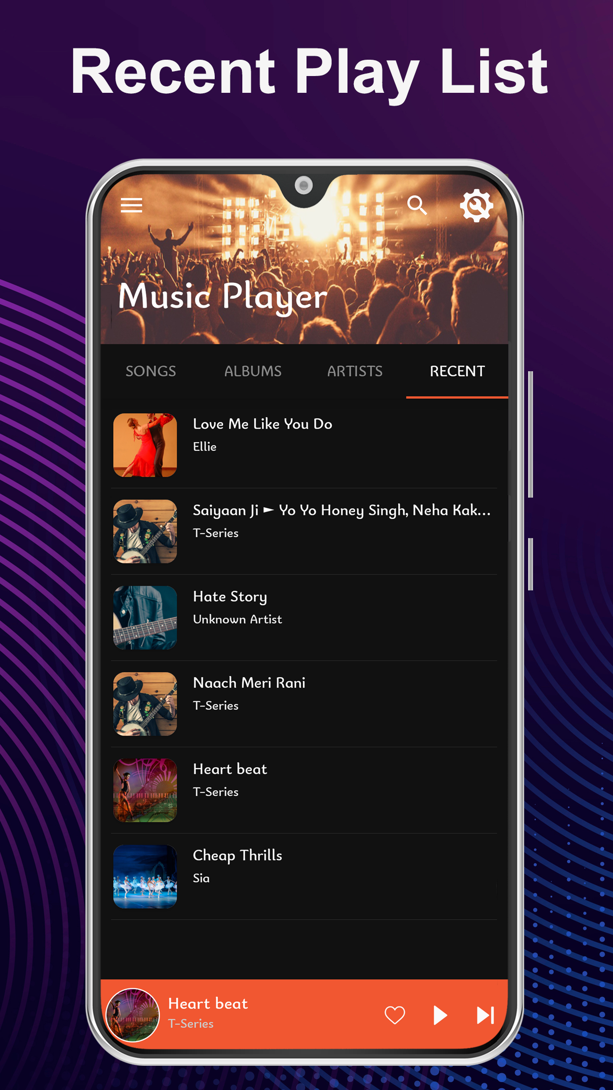 Music Player - MP3 Player & Play Music