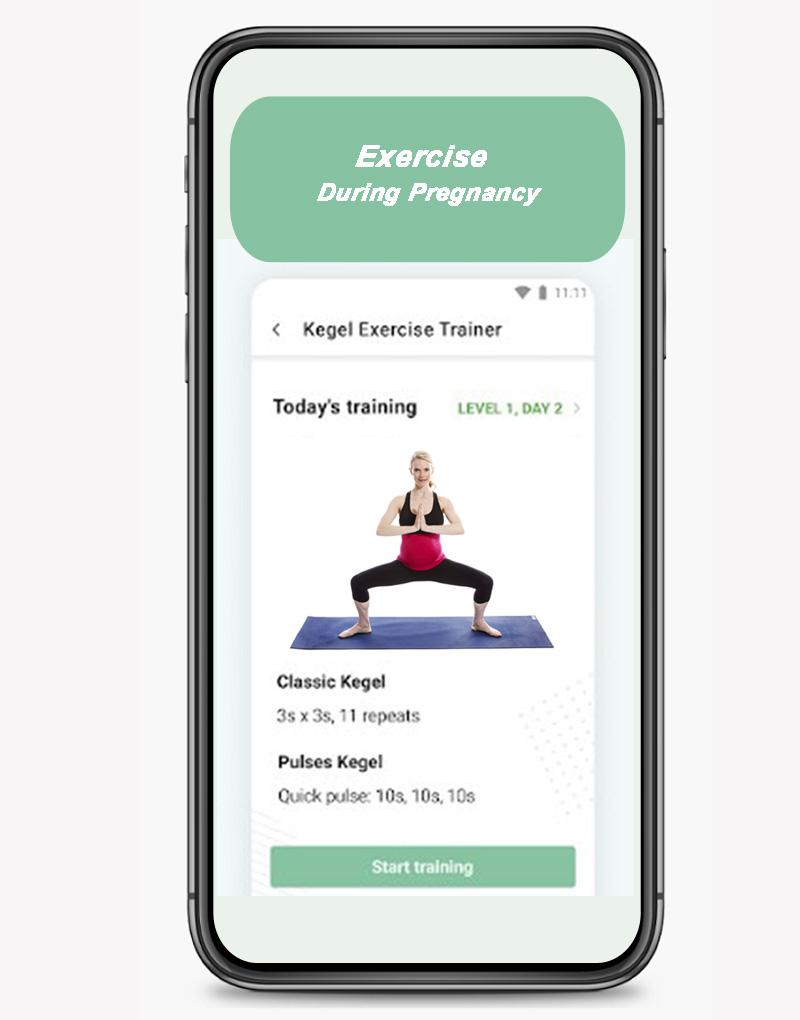 My Pregnancy App - Due Date Tracker - Week By Week