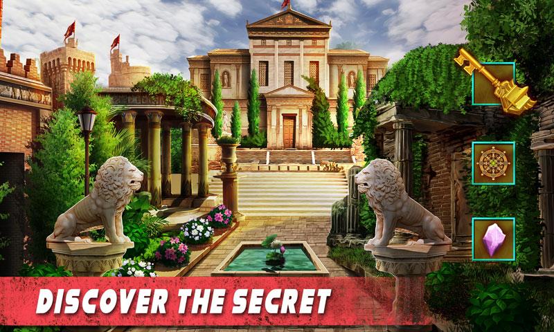 Escape Game Room Adventure - Untold Mysteries