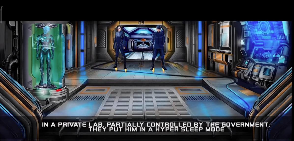 Escape Mystery - Alien Impact