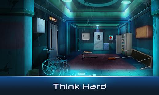 Escape Room Hidden Mystery - Pandemic Warrior
