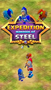 Expedition - Warrior of Steel
