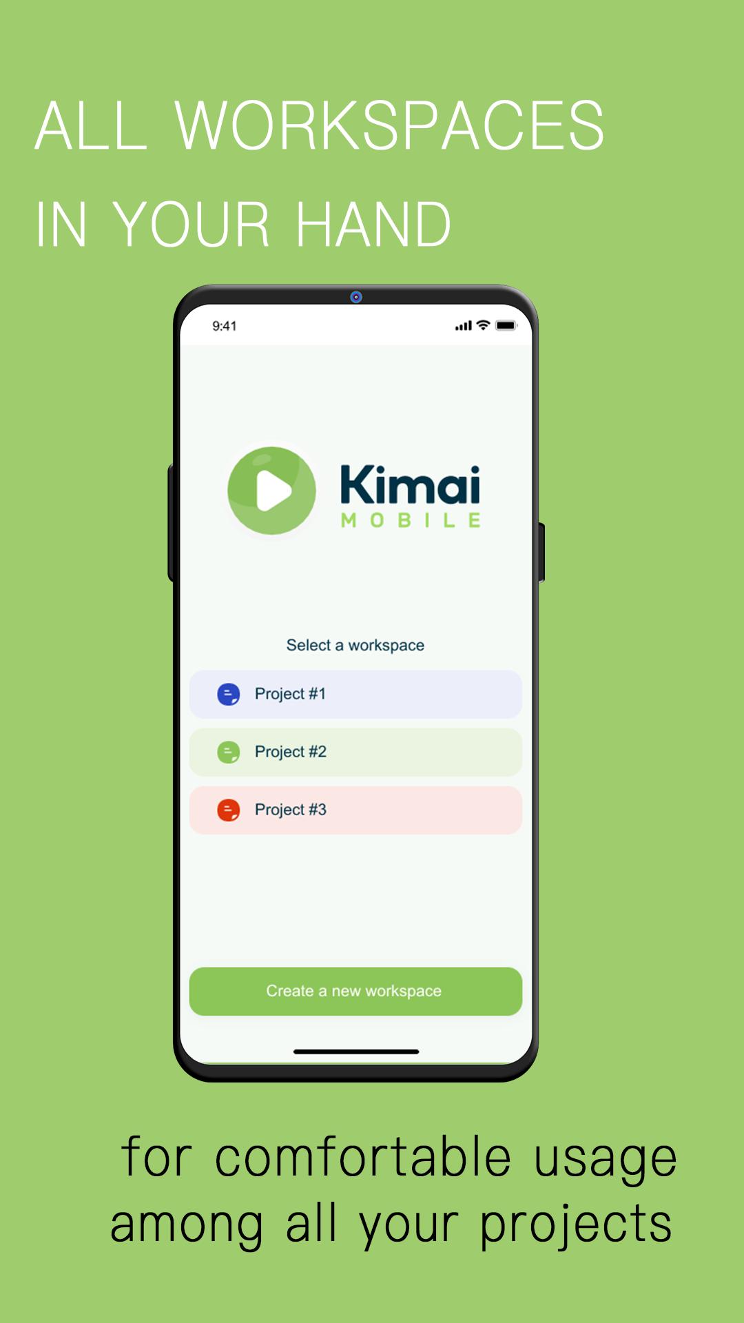 Kimai Mobile