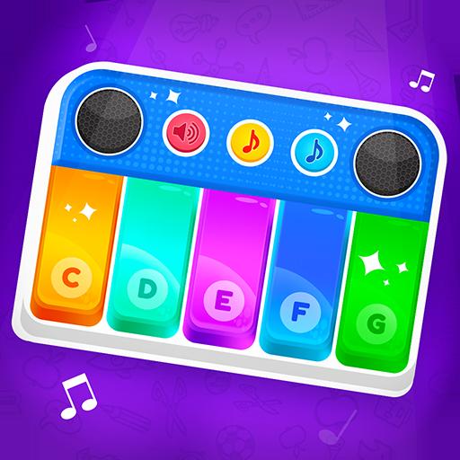 Piano Kids & Kids Music Games