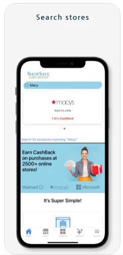 Shop Save Earn Money