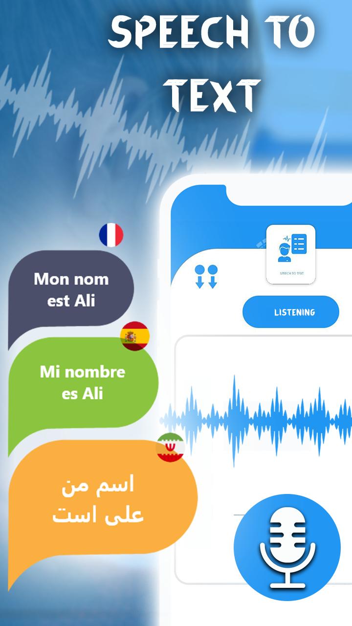 Voice Translator - Language Translation