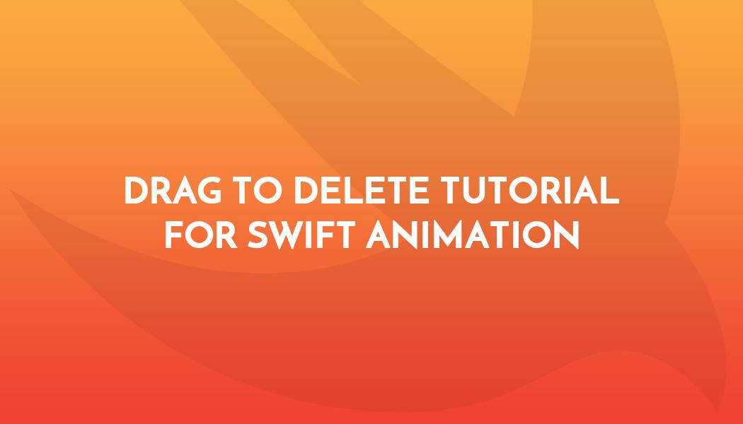 Add swipe to delete UITableViewCell in swift   UITableViewCell swipe
