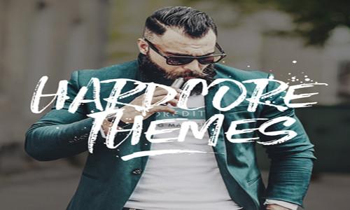 Hardcore Themes