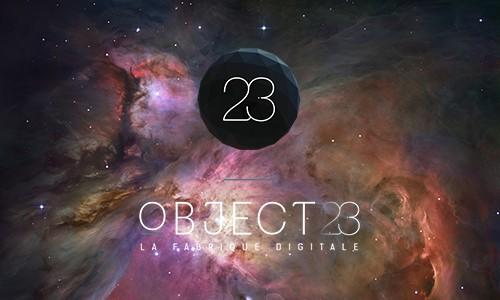 Object23, la fabrique digitale