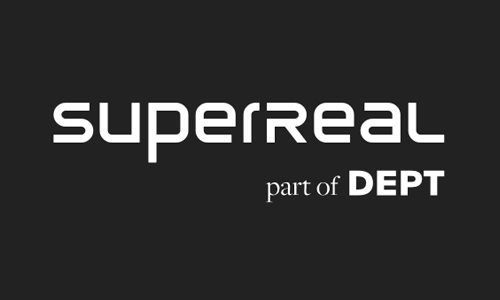 superReal (part of Dept)