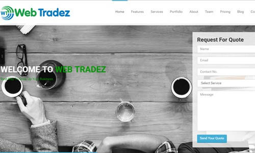 Web Tradez