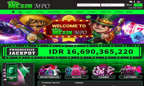 Daftar Situs Mesin Mpo Judi Slot Online Terpercaya