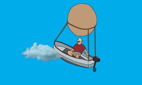 Air Dinghy Interactive