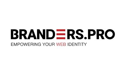 BRANDERS PRO web design agency