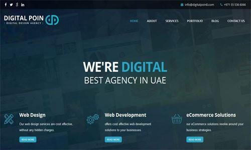 DigitalPoin8 Dubai SEO Company