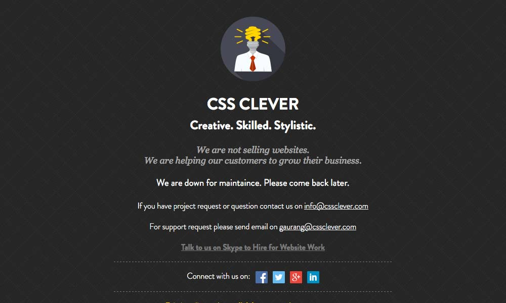 CSS Clever