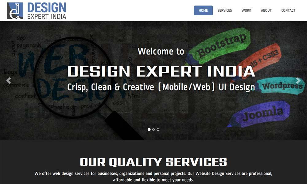 Design Expert India