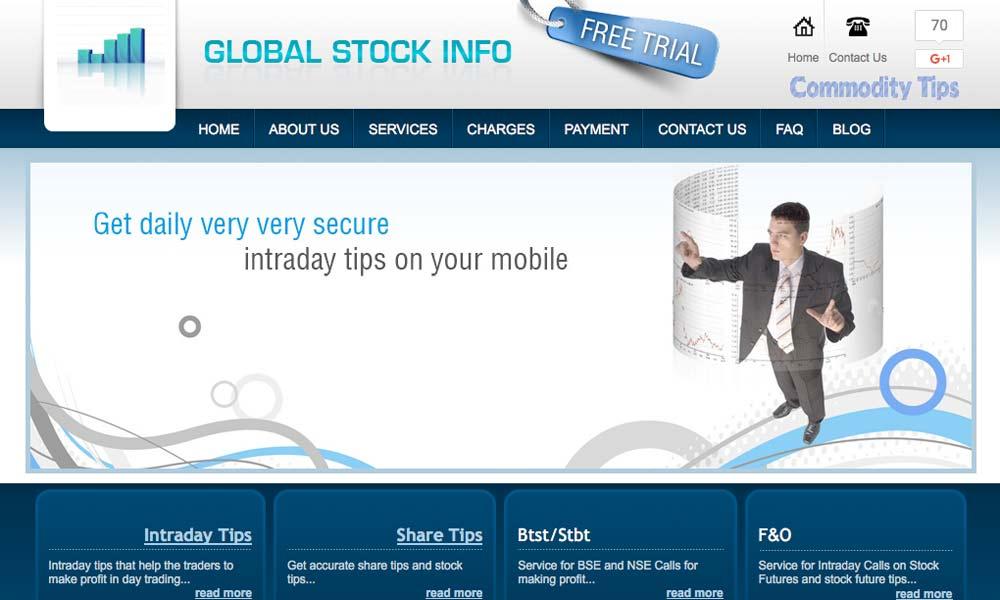Global Stock Info