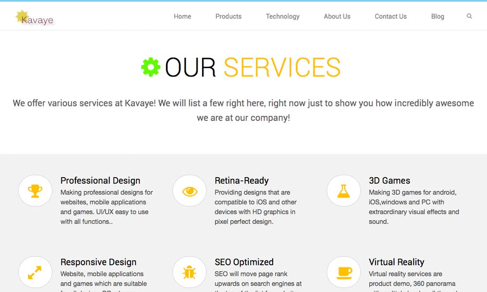 Kavaye IT Solutions
