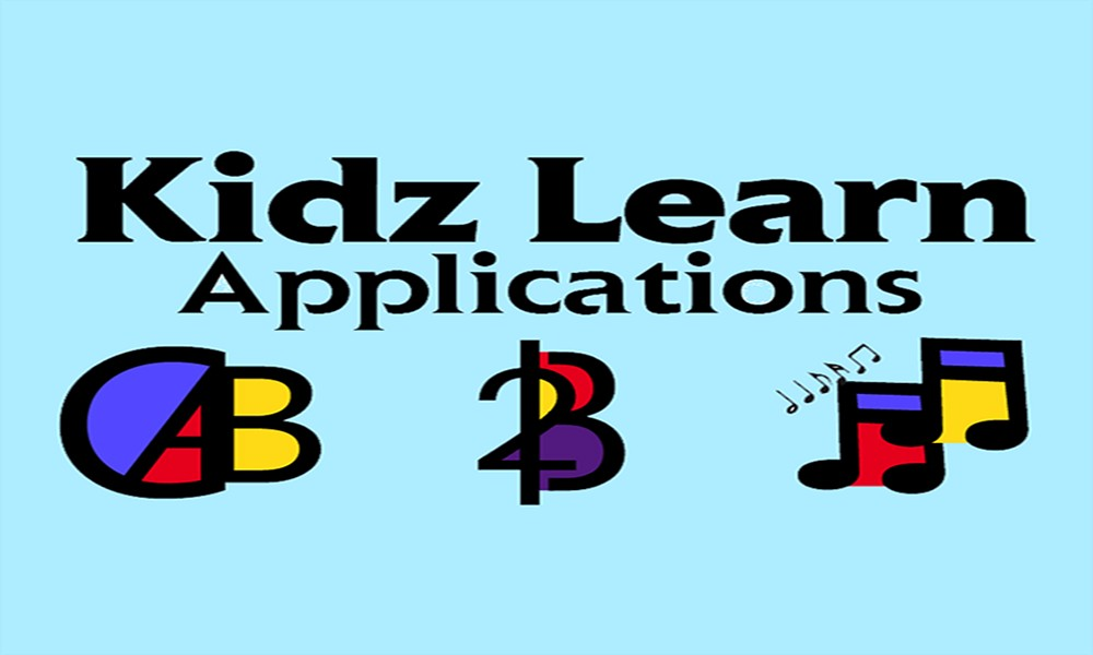 Kidz Learn Applications