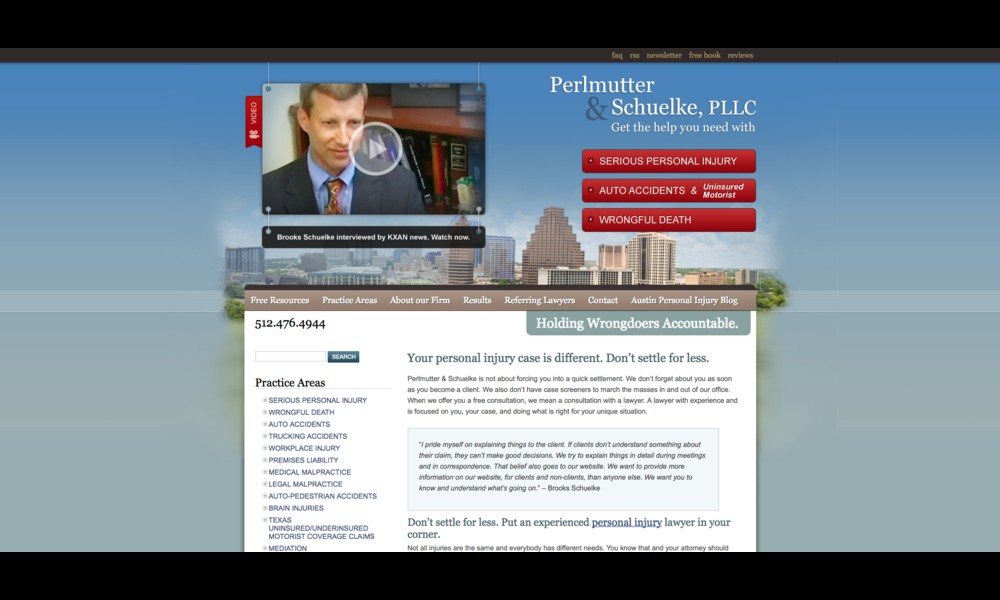 Perlmutter & Schuelke, PLLC