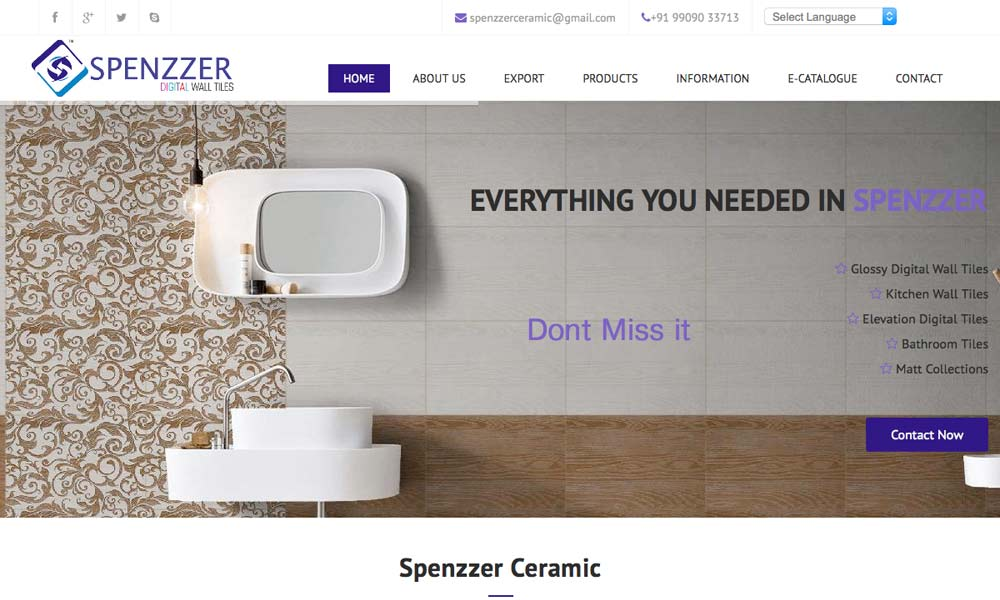 Spenzzer Ceramic