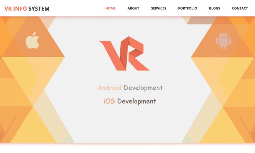 VR Info System