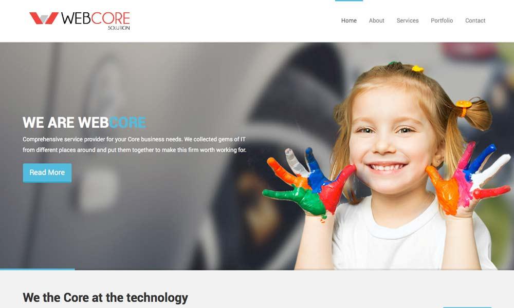 WebCore Solution