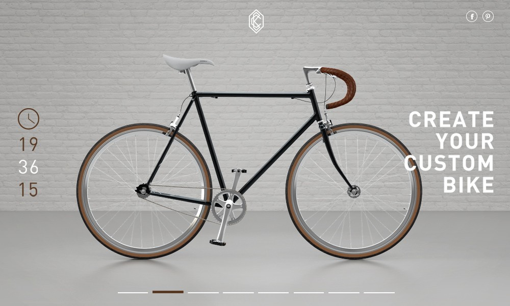 CYKELBANDITTEN BIKE CUSTOMIZER